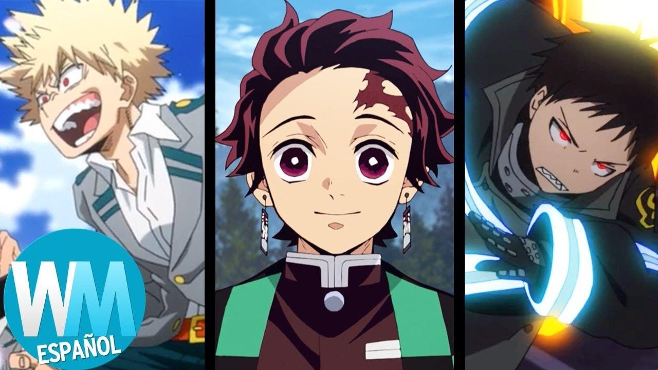 Best Animes 2019