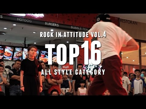 Xiao M vs Reborn | All Style Top16 | Rock In Attitude Vol. 4 Malaysia | RPProductions