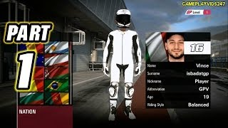 MotoGP 14 Walkthrough: Part 1 - (Xbox 360 / Playthrough / Gameplay)