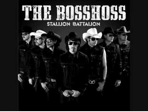 The Bosshoss-High