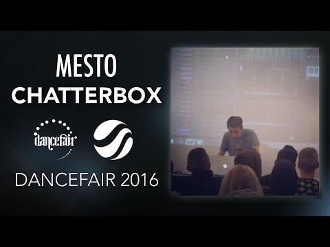 Mesto - Chatterbox @ Dancefair 2016 ( English Subs )