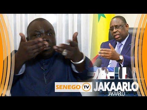 "Birima ndiaye ""Macky sall moma effecté wone ci réseaux sociaux yi..."""