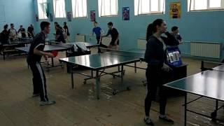 Районный чемпионат по настольному теннису в Сарманово #8