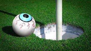 THE EYES! - GOLF IT