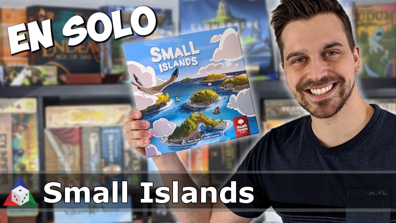 Small Islands - Session de jeu en solo