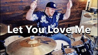 Rita Ora - Let You Love Me || MeDrumNow (Drum Cover)