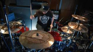 pegboard nerds quiet disorder move that body kj sawka drum cover video by wav