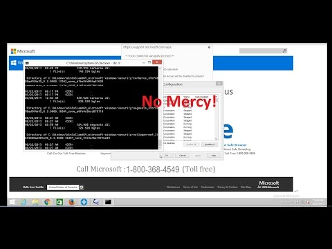 Tech Support Scammer- No pity for sick scammer!