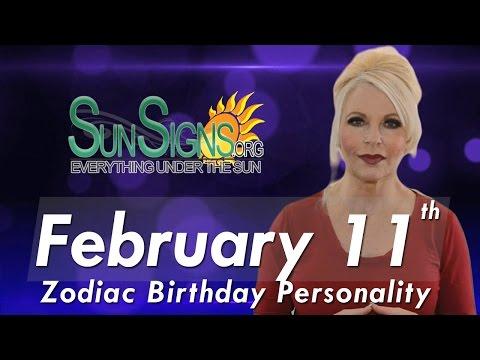 Facts & Trivia - Zodiac Sign Aquarius February 11th Birthday Horoscope
