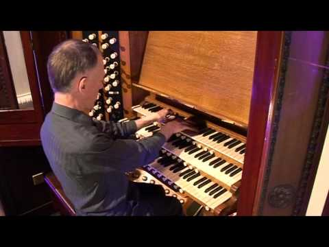 David Aprahamian Liddle plays Morning Song by Alfred Hollins