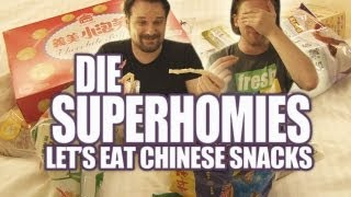 Die Superhomies in Taiwan - Let