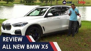 All-New 2019 BMW X5: First Drive Review | NDTV carandbike
