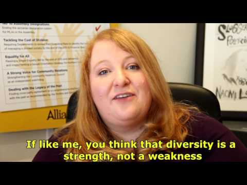 Naomi Long's vision for Alliance