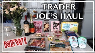 Trader Joe's Newest, Latest and Greatest