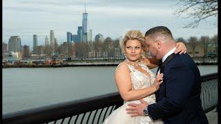 W Hoboken Wedding of Nicole and Ali