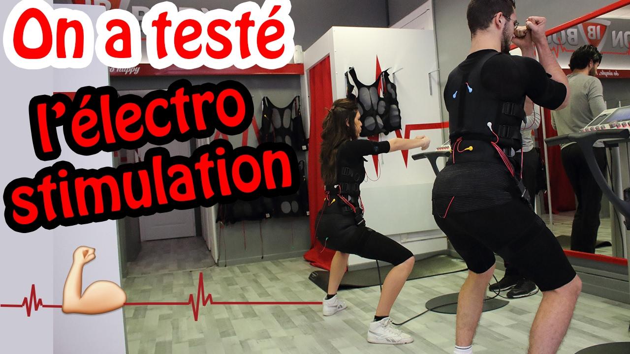 On A Teste L Electrostimulation Chez Iron Body Fit Et J Ai Failli