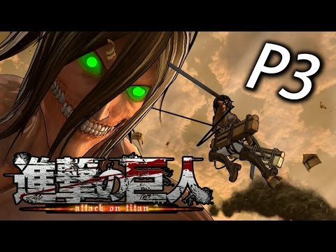 Attack on Titan《進擊的巨人》Part 3...