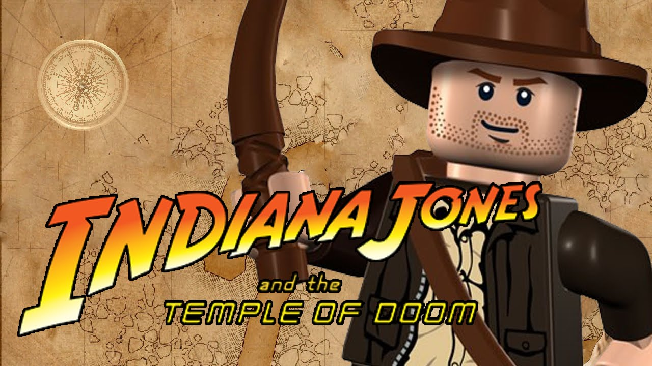 lego indiana jones and the temple of doom the full movie