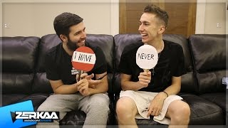 NEVER HAVE I EVER with MINIMINTER