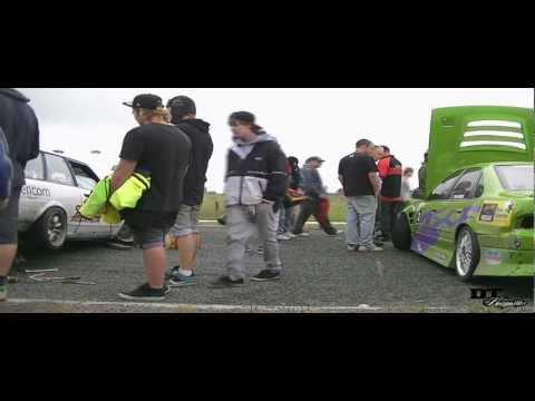 The Codys D1NZ Drifting Championship 2012 - Whangarei - Round 5