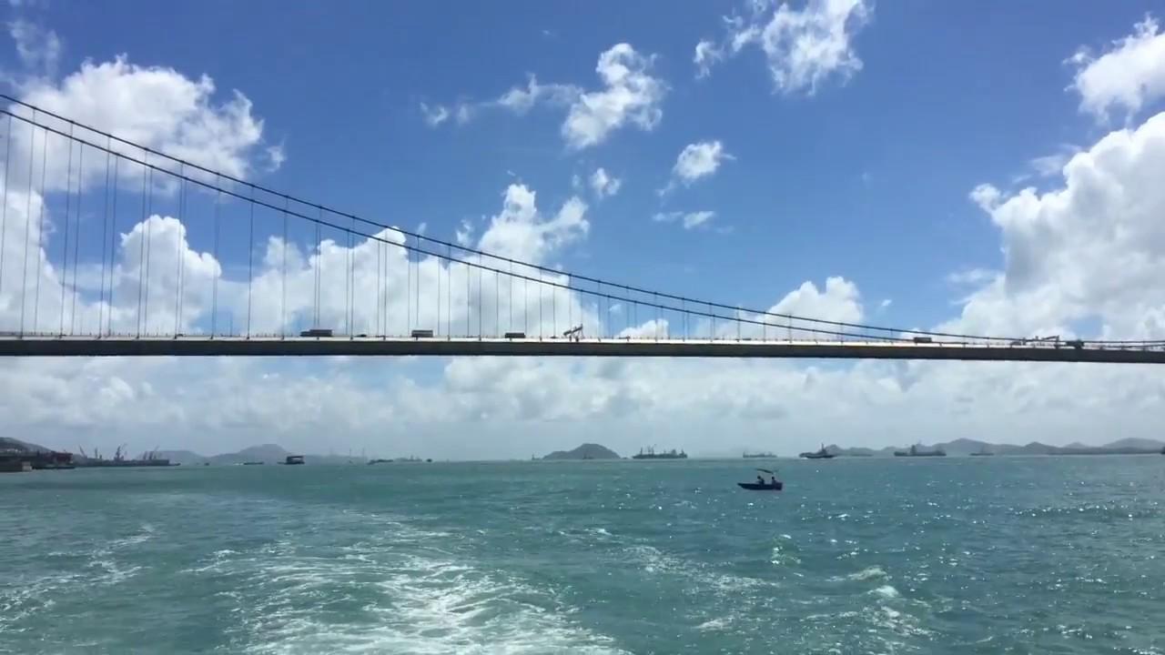 香港船釣之金邊魚慈密密上(香港釣魚) - YouTube