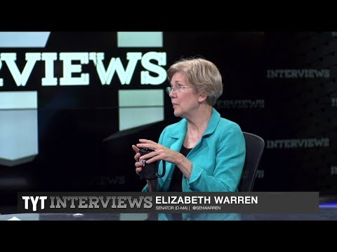 Elizabeth Warren: 'I Wanna Make A Spirited Defense' Of Joe Manchin