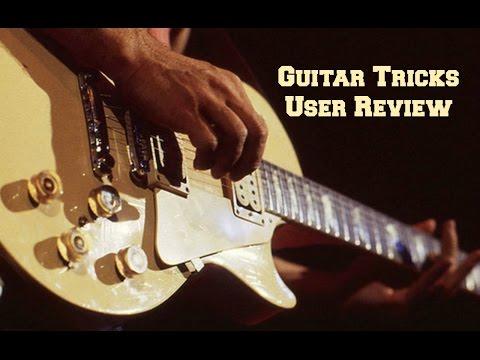Guitar Tricks Review | Guitar Tricks Online Guitar Lessons Reviews