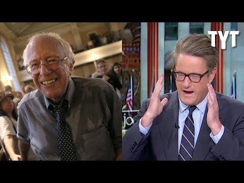 Bernie Sanders Is A RADICAL, Says MSNBC