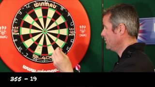 355 Darts Practice Game