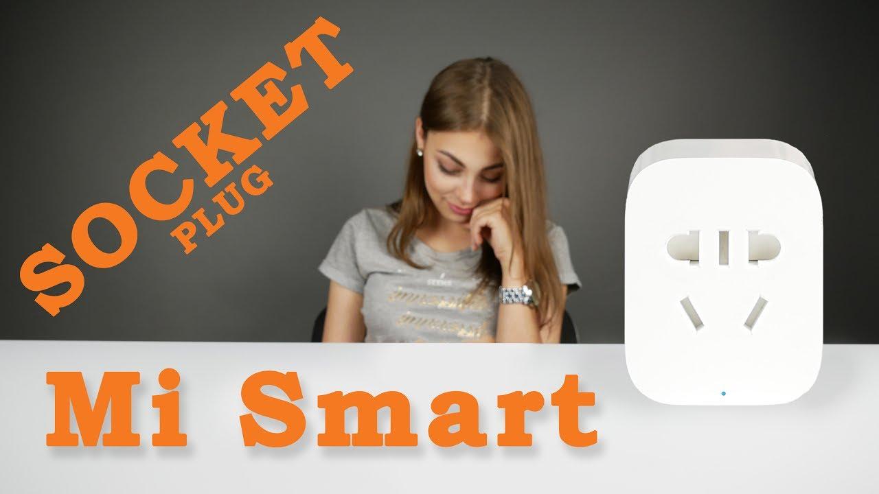 Обзор умной розетки Xiaomi mi smart power plug + Настройка!