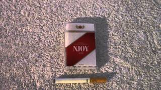 how long does an njoy king last disposable njoy king e cigs from my local gas station