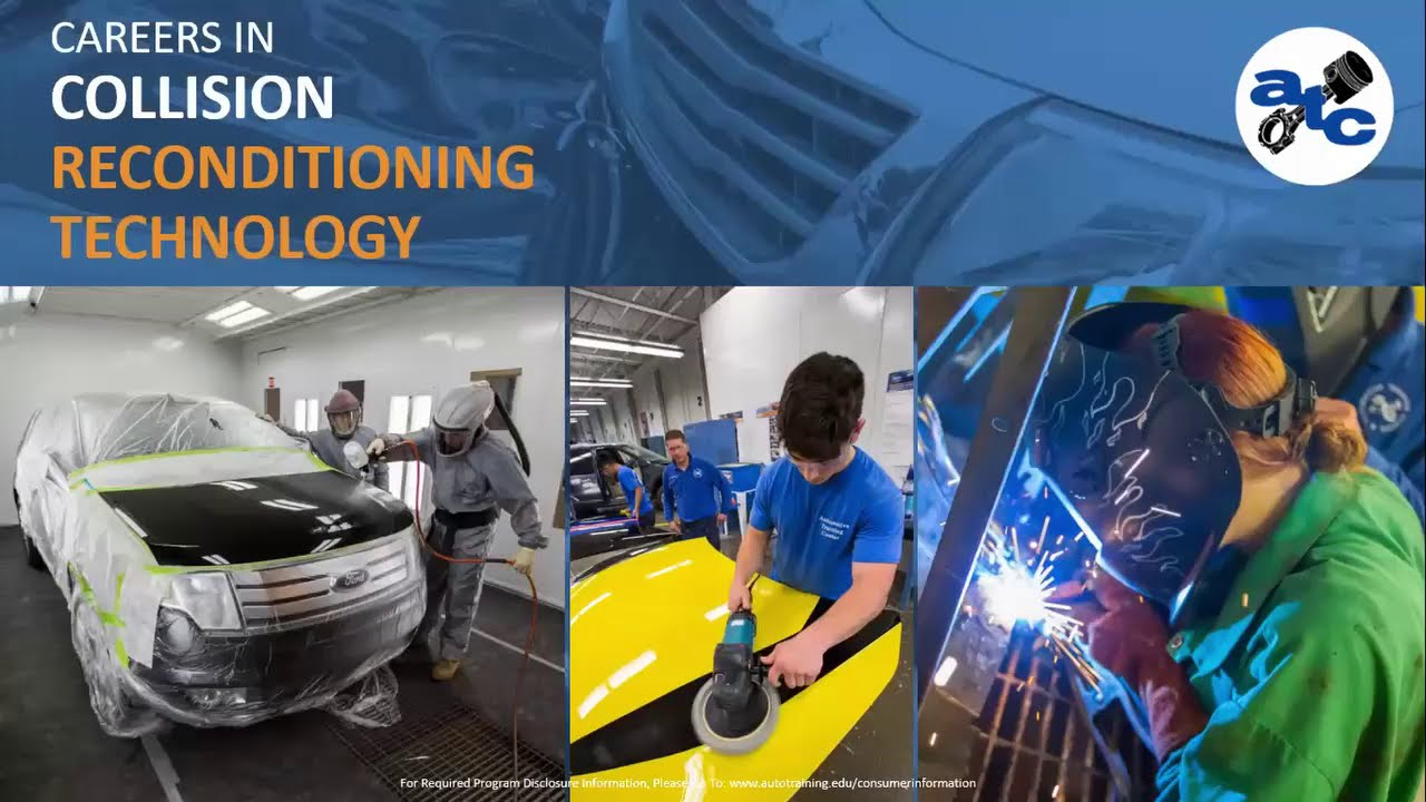 Download Automotive Training Center Exposition on 2.23.21