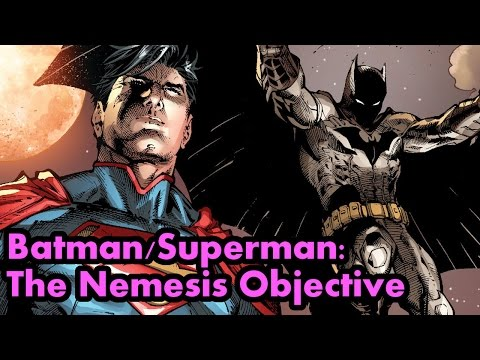Batman/Superman: The Nemesis Objective – The Complete Story