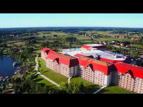 Hotel Gołębiewski W Mikołajkach Youtube