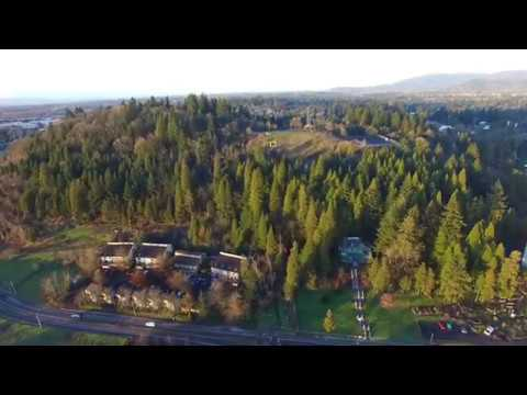 Eugene & Salem Oregon by Drone