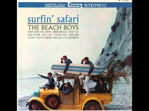 Surfin Safari IN STEREO Beach Boys