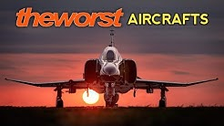 5 Worst Fighter Aircraft In The World - Top 5 Worst Fighter Plane Of All Time