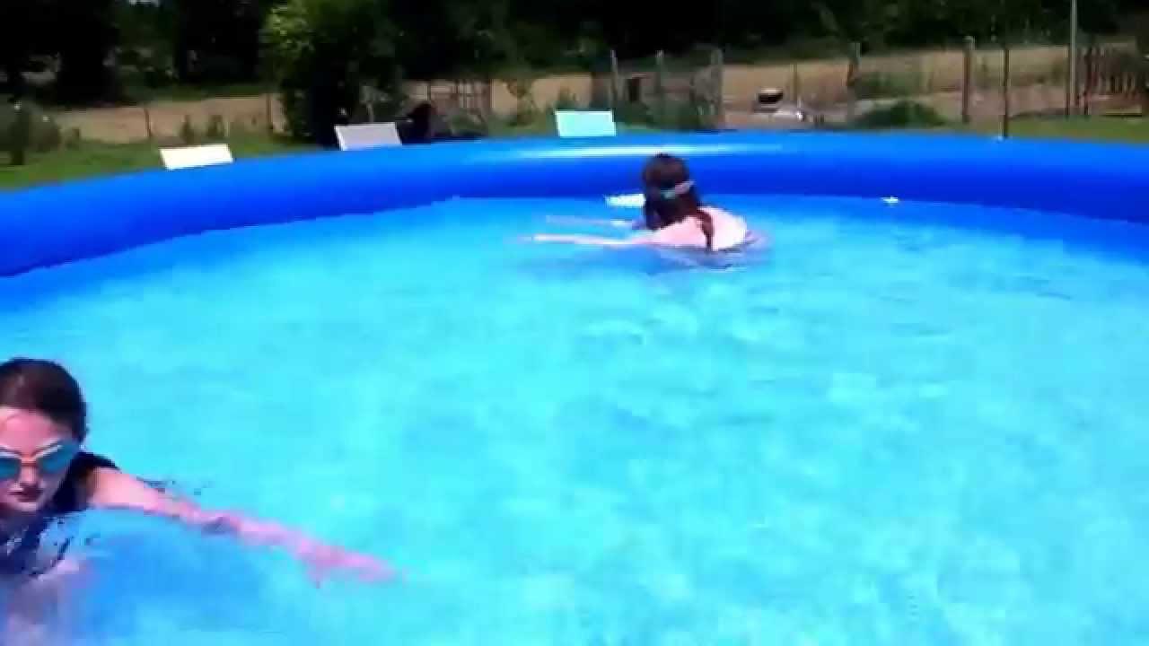 Comment faire un tourbillon dans une piscine youtube - Comment fabriquer une piscine ...