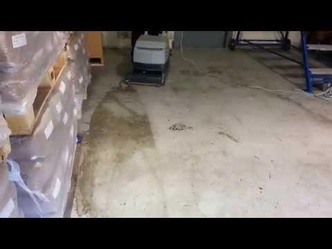 Nilfisk CA340 auto scrubber