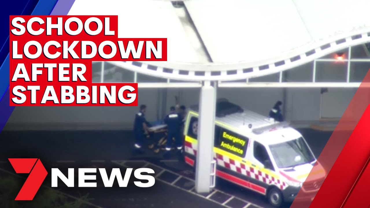 Student stabbed at Arthur Philip High School in Parramatta | 7NEWS