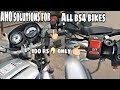 How to install Light on / off switch in bs4 bikes (All bs4 bike )