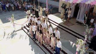 Песня выпускников.  Линейка-2018