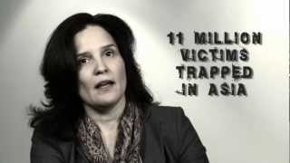 21 million trapped in modern slavery