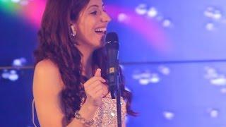 "Marathi song ""Navrai Maajhi"" sung by Canadian Singer Natalie Di Luccio"
