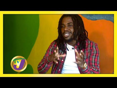 Jahmiel: TVJ Entertainment Report Interveiw