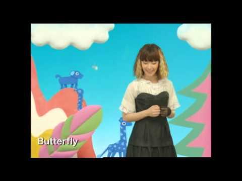 木村カエラ「Butterfly」