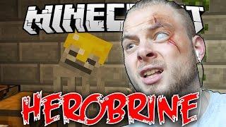 Minecraft - THE MINE! - Custom HORROR Map - PART 2