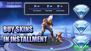 INSTALLMENT EVENT - BUY A SKIN AND PAY DIAMONDS WEEKLY