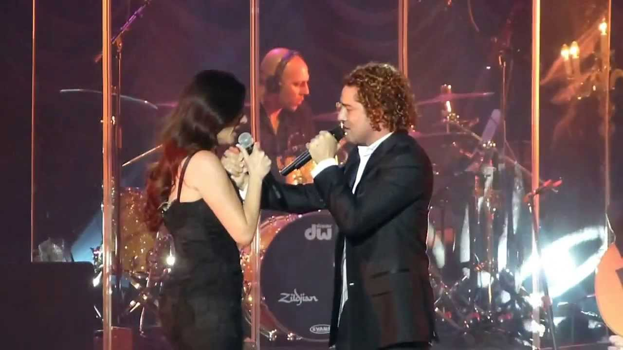 cancion de malu y david bisbal doy la vida