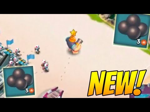 Boom Beach NEW Hero Gameplay! Insane G.I Ant Hero Sneak Peek!